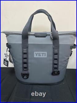 YETI Hopper M30 Soft Cooler Charcoal Model GS6148-1 W Shoulder Strap