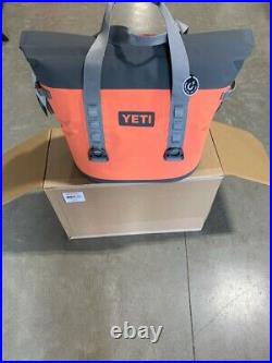 YETI Hopper M30 Soft Cooler LIMITED EDITION CORAL! BRAND NEW withTAGS