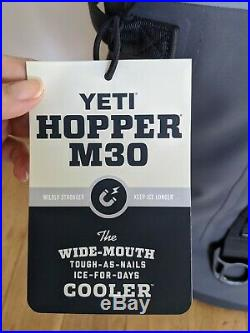 YETI Hopper M30 Soft Side Cooler NEW with tags