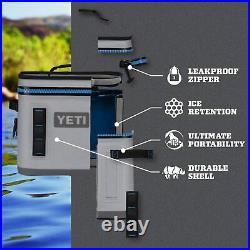 YETI Hopper Portable Cooler Flip 12, Charcoal, New