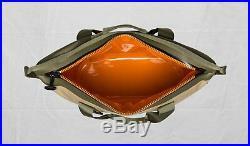 YETI Hopper Two 20 Portable Cooler in Field Tan/Blaze Orange