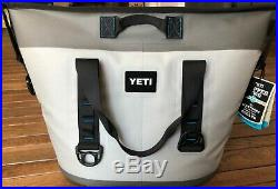 YETI Hopper Two 30 Portable Cooler Grey New and Unused