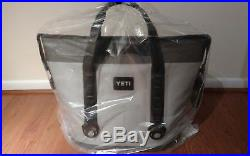 YETI Hopper Two 30 Soft Cooler BRAND NEW & FREE SHIPPING Fog Gray