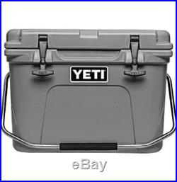 YETI Limited Edition Charcoal Roadie 20 Cooler Ice Chest