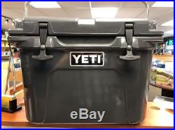 YETI Limited Edition Charcoal Roadie 20 Cooler Ice Chest NEW