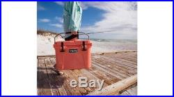 YETI Limited Edition Coral Roadie 20 Cooler Ice Chest
