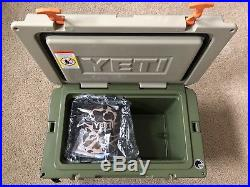 YETI Limited Edition High Country Tundra 45 Cooler, Free Shirt/hat, NEVER USED
