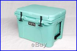 YETI Limited Edition Sea Foam Tundra 35 qt Cooler Ice Chest NEW