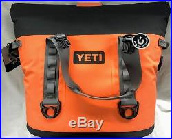 YETI M30 Hopper Cooler Limited edition Coral # 18060130030 Brand New