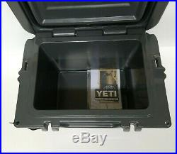YETI Roadie 20 CHARCOAL Cooler- New in open box. RARE! Authentic
