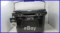 YETI Roadie 20 Cooler Charcoal NEW WITH TAGS
