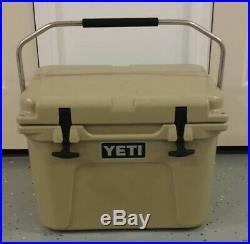 YETI Roadie 20 Cooler, Desert Tan Free shipping