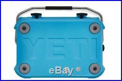 YETI Roadie 20 Cooler Ice Chest Reef Blue