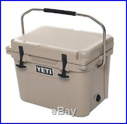 YETI Roadie 20 Cooler TAN Brand New FREE SHIPPING