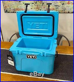 YETI Roadie 20 Reef Blue cooler DISCONTINUED STYLE & COLOR