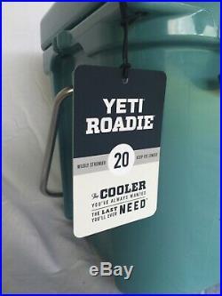 YETI Roadie 20 River Green Cooler NEW