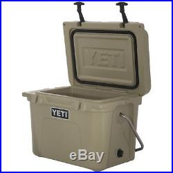 YETI Roadie 20 qt Cooler Tan Brown Color BRAND NEW IN BOX FREE SHIPPING