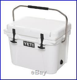 YETI Roadie 20 qt Cooler WHITE NEW IN BOX! + FREE SHIPPING