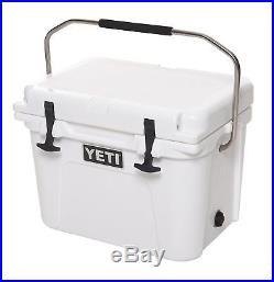 YETI Roadie 20 qt Cooler, White