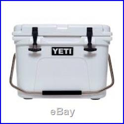 YETI Roadie 20 qt Cooler, White-Color, New Brand Free Shipping