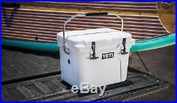YETI Roadie 20 qt Cooler, White - Free Shipping