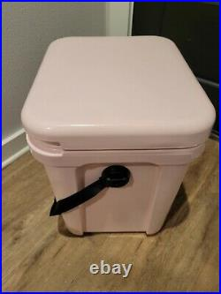 YETI Roadie 24 Hard Cooler ICE PINK Limited Edition Sold Out
