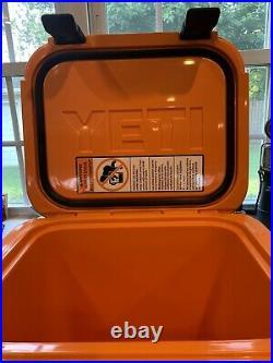 YETI Roadie 24 Hard Cooler King Crab Orange