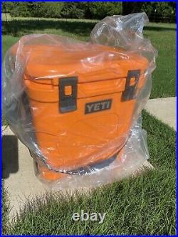 YETI Roadie 24 Hard Cooler King Crab Orange LIMITED EDIT. SOLD OUTNEW IN BOX