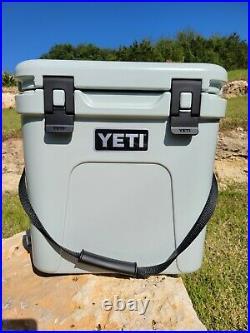 YETI Roadie 24 Hard Cooler Sagebrush Green