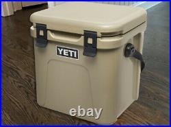 YETI Roadie 24 Hard Cooler, Tan Free Shipping