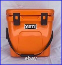 YETI Roadie 24 KING CRAB ORANGE Cooler NEW