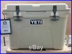 YETI TUNDRA 35 Hard CoolerDesert TanGREAT GIFTFREE SHIPPING