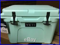 YETI TUNDRA 35 Hard CoolerGREAT GIFTBRAND NEWFREE SHIPPINGSEAFOAM