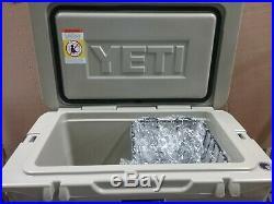 YETI TUNDRA 45 Hard Cooler DESERT TAN BRAND NEW FREE SHIPPING