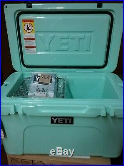 YETI TUNDRA 45 Hard Cooler SEAFOAM BRAND NEW FREE SHIPPING