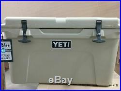 YETI TUNDRA 45 Hard CoolerDesert TanBRAND NEWFREE SHIPPING