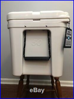 YETI TUNDRA 50 White Cooler-YT50W