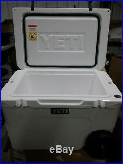 YETI TUNDRA HAUL WhiteBrand NewHard CoolerFree Shipping