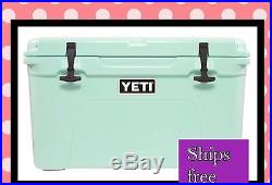 YETI TUNDRASEAFOAM GREENLimited Edition 45 ICE CHEST COOLERBRAND NEW