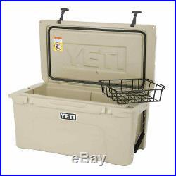 YETI Tan Tundra 65 Cooler, NEW, free shipping