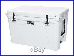YETI Tundra 125 Polyethylene Cooler 121.2 qt. White