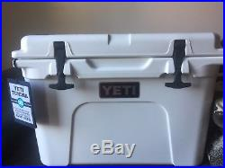 YETI Tundra 35 Cooler Color White BRAND NEW New with tags. See Description