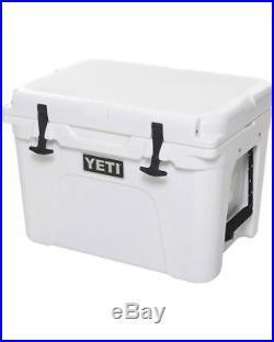 YETI Tundra 35 Cooler White Brand New Free Shipping