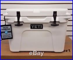 YETI Tundra 35 Cooler White New FREE SHIPPING