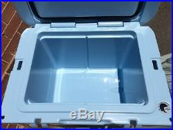 YETI Tundra 35 Cooler in Ice Blue- Brand New! Discontinued Color