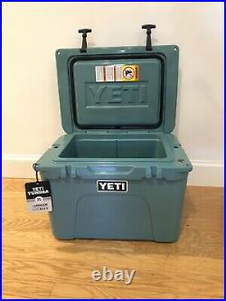 YETI Tundra 35 Hard Cooler River Green Discontinued Rare Color