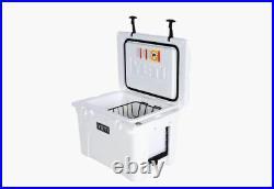 YETI Tundra 35 Insulated Chest Cooler, WHITE