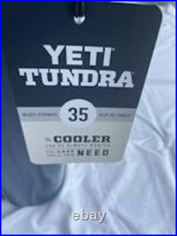 YETI Tundra 35 NAVY BLUE Cooler NEW