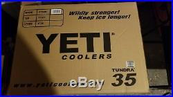 YETI Tundra 35 White Cooler