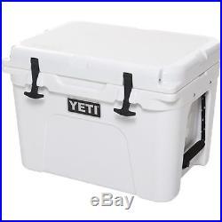 YETI Tundra 35 qt Cooler white free shiping